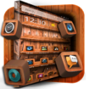 Wooden Touch Launcher 1.1.10
