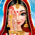 Indian Bride Fashion Wedding Makeover And Makeup 16.0