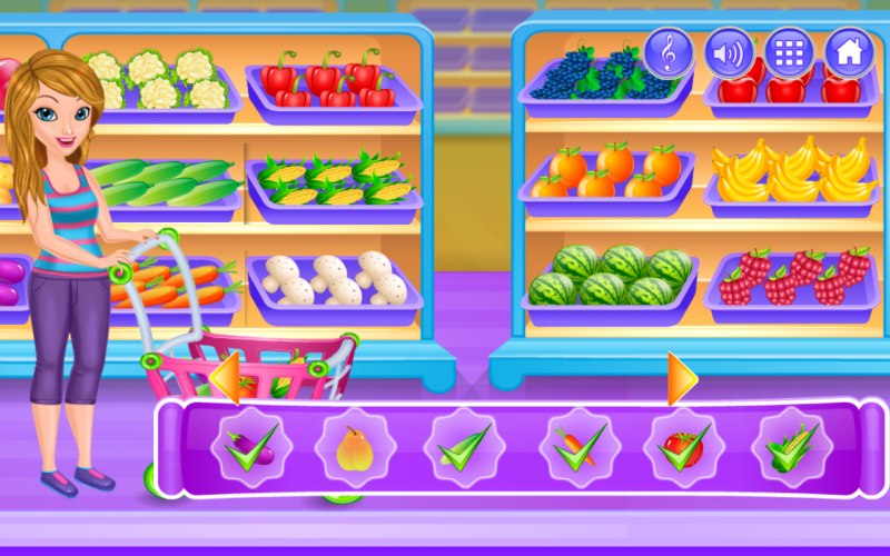 supermarket game for girls 1.1.11 apk free - apk