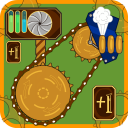 Steampunk Idle Spinner: cogwheels and machines (Unreleased) 1.2.2
