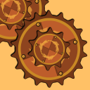 Steampunk Idle Spinner: cogwheels and machines (Unreleased) 1.9.3.3