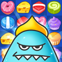 Match 3 Puzzle: Sweet Monster 1.1.3