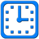 Square Clock Android-7 2.2