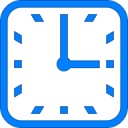Square Clock Android-7 3.03
