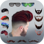 Hairy - Men Hairstyles beard & boys photo editor 4.0