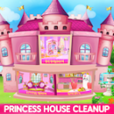 Princess House Cleanup For Girls: Keep Home Clean! 21.0.0