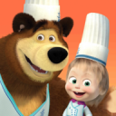 Masha and the Bear Child Games: Cooking Adventure 1.1.2