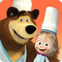 Masha and the Bear Child Games: Cooking Adventure 1.1.3
