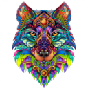 Coloring Book For Adults Free 【ColorWolf】 |  610
