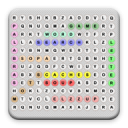 Word Search - Puzzle, scrambled games letter free 7.3