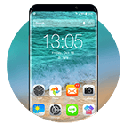 iLauncher OS11-PhoneX style release.1.9.3