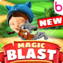 Toy Box Magic Blast Arena - match and pop cubes 206