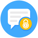 Privacy Messenger - Secured text, SMS, Call screen 3.7.6
