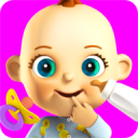 Talking Babsy Baby: Baby Games 16