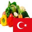 Learn Vegetables in Turkish 2.13