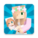Baby Girl Skins for Minecraft 1.5