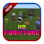 HD Furniture mod for Minecraft PE 1.32