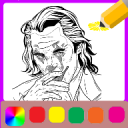 Heroes Joker Coloring Book 1.2.5