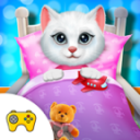 Cute Kitty's Bedtime Activities 1.0.1