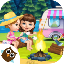 Sweet Baby Girl Summer Camp - Kids Camping Club 4.0.3