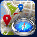 GPS Maps, Directions, Compass and Weather Updates. 1.45