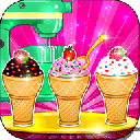 Cooking Ice Cream Cone Cupcake 9.0