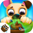Kiki & Fifi Pet Friends - Furry Kitty & Puppy Care 3.0.2