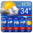 Real-time Weather Report & Live Storm Radar 10.0.1.2010