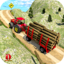 Drive Tractor Offroad Cargo- Farming Games 2.0.19