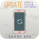 Update Apps & System Software Update & Share APK 2.0