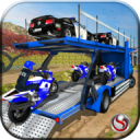 OffRoad Police Transport Truck 3.0
