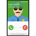 Fake Call Kids Police 0.6