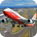 ✈️ Fly Real simulator jet Airplane games 2.1