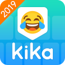 Kika Keyboard 2019 - Emoji Keyboard, Emoticon, GIF 6.6.9.4912