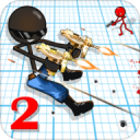 Sniper Shooter Stickman 2 Fury: Gun Shooting Games 5.9