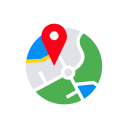 My Location: Maps, Navigation & Travel Directions 2.758