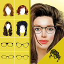 Hairstyle Changer app, virtual makeover women, men 1.24.7