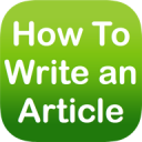 How To Write an Article 15.0