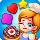 Best match 3 puzzle world : Candy Holic 3.4.2000