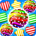 Best match 3 puzzle world : Candy Holic 3.6.8012