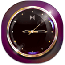 Royal Gold Clock Widget 7.2.0