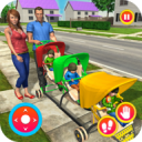 Virtual Housewife New Mother Baby Triplets Mania 1.0.6