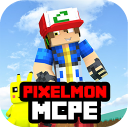 MOD for Pixelmon MCPE 1.1