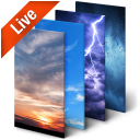 Real Time Weather Live Wallpaper 2.1.0.2100