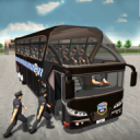 Police Bus Driving Game 3D 1.2