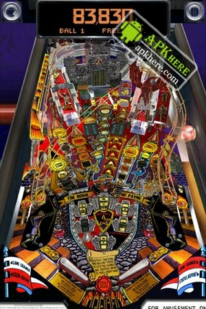 Pinball Arcade 2 21 7 apk paid Download - ApkHere com
