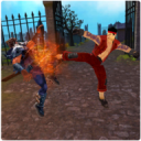 Real Paul: Superhero Combat Fighting 5.4