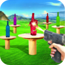 Real Bottle Shooter Game 1.10