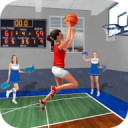 High School Girl Virtual Sports Day Game For Girls 1.2