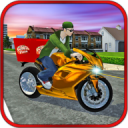 Moto Pizza Delivery Boy 3D 1.1